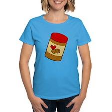 Jar of Peanut Butter Tee