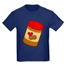 Jar of Peanut Butter T