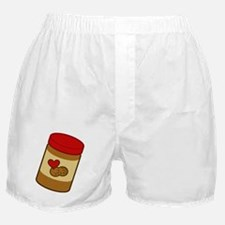 Jar of Peanut Butter Boxer Shorts