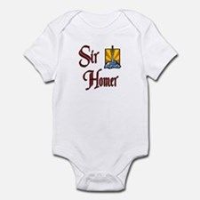 Sir Homer Infant Bodysuit