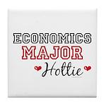 Economics Major Hottie Tile Coaster