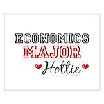 Economics Major Hottie Small Poster