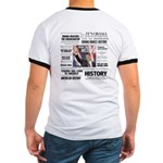Hope Won/Dream to History Obama Ringer T