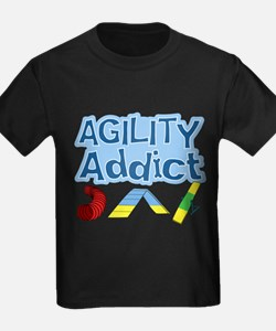 Dog Agility Addict T