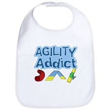 Dog Agility Addict Bib