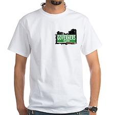 GOVERNERS ISLAND, MANHATTAN, NYC Shirt