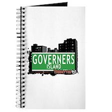 GOVERNERS ISLAND, MANHATTAN, NYC Journal