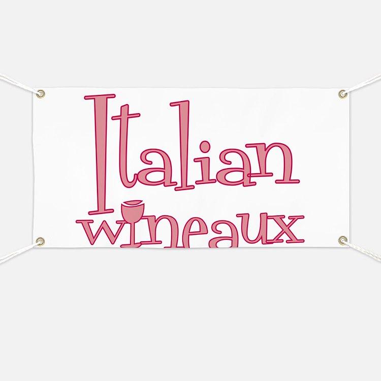 Italian Wineaux Banner