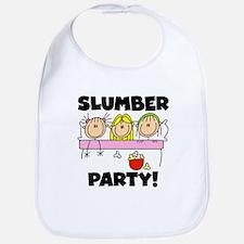 Slumber Party Bib