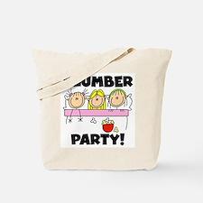 Slumber Party Tote Bag