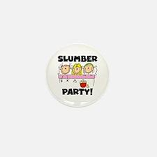 Slumber Party Mini Button (10 pack)