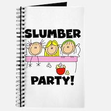 Slumber Party Journal
