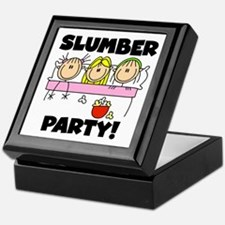 Slumber Party Keepsake Box