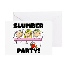 Slumber Party Greeting Card