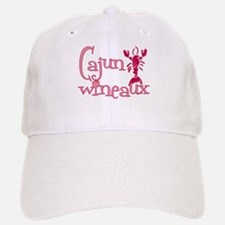 Cajun Wineaux crawfish Baseball Baseball Cap