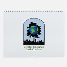 Unique Earth day Wall Calendar