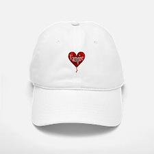 twilight vampire heart /bh Baseball Baseball Cap
