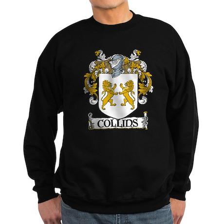 Collins Coat of Arms Sweatshirt (dark)