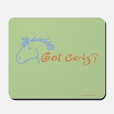 Bashkir Curly Horse Mousepad