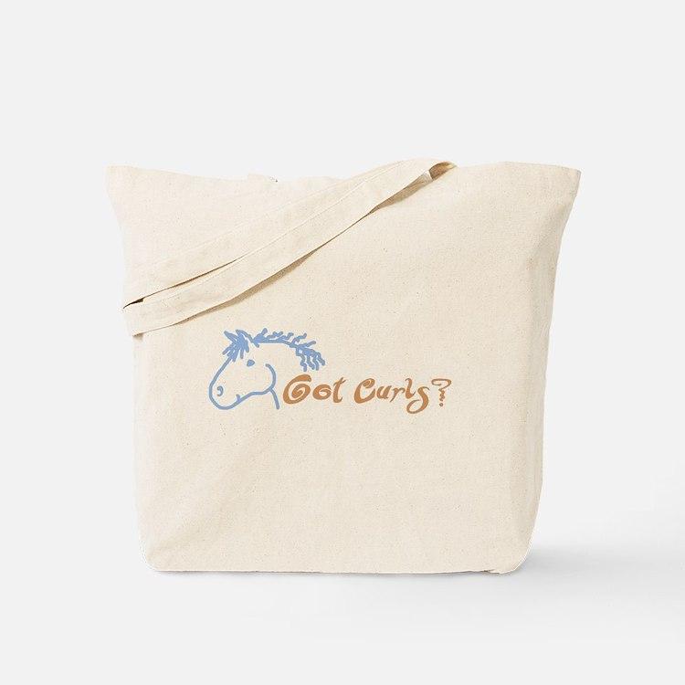 Bashkir Curly Horse Tote Bag