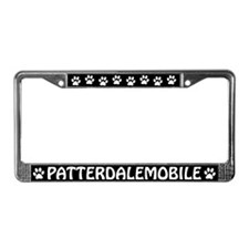 Patterdalemobile License Plate Frame
