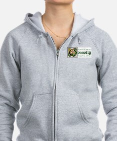 Connolly Celtic Dragon Zip Hoodie