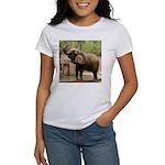 African Elephant 002 Women's T-Shirt