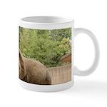 African Elephant 002 Mug