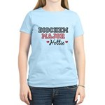Biochem Major Hottie Women's Light T-Shirt