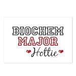 Biochem Major Hottie Postcards (Package of 8)
