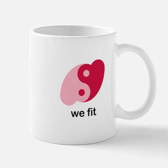 We Fit Mug