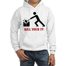 Kill Your Television Jumper Hoody