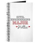 Civil Engineering Major Hottie Journal
