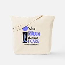 I Wear Light Blue Because I Care 9 Tote Bag