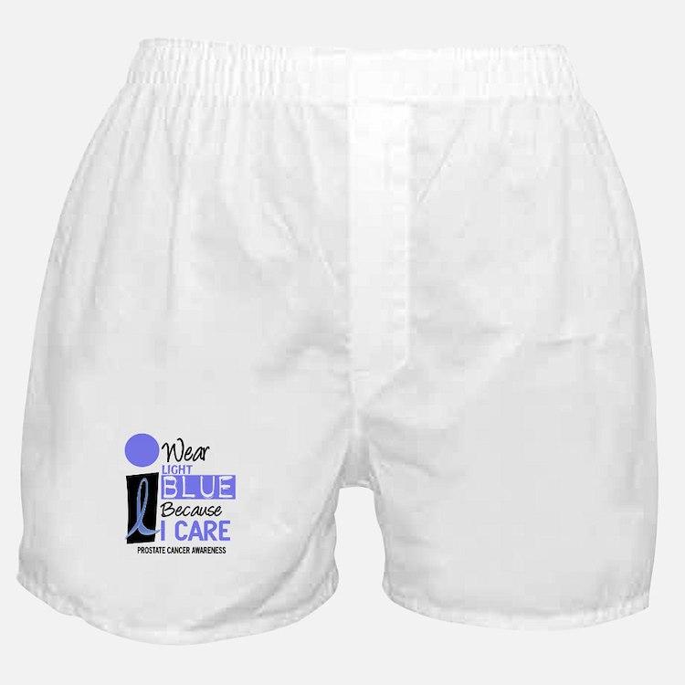 I Wear Light Blue Because I Care 9 Boxer Shorts