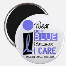 I Wear Light Blue Because I Care 9 Magnet