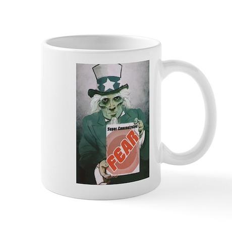 Fear Uncle Sam! Mug