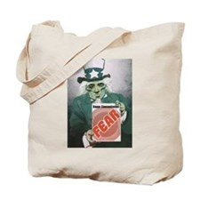 Fear Uncle Sam! Tote Bag