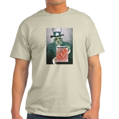 Fear Uncle Sam! Light T-Shirt