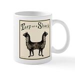Tarp as a Shack Spoonerism Mug