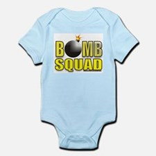 BOMB SQUAD Infant Creeper