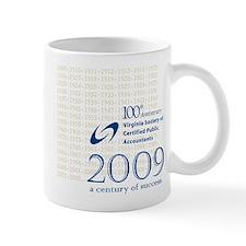 VSCPA Centennial Mug