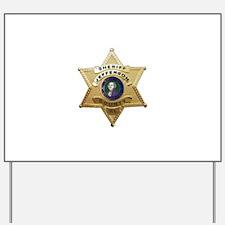 Jefferson County Sheriff Yard Sign