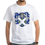 Van Der Speck Coat of Arms White T-Shirt