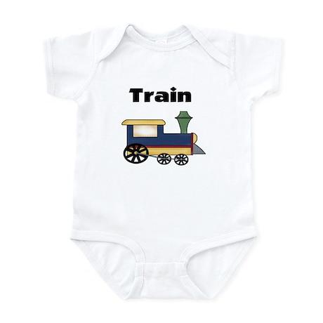 Train Infant Bodysuit