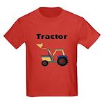Tractor Kids Dark T-Shirt