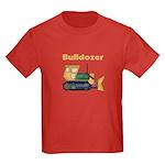 BullDozer Kids Dark T-Shirt