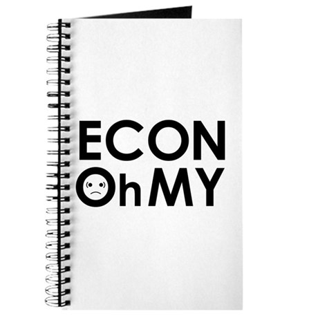 """ECONOhMY"" Journal"