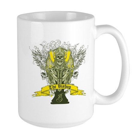 The Bishop Large Mug