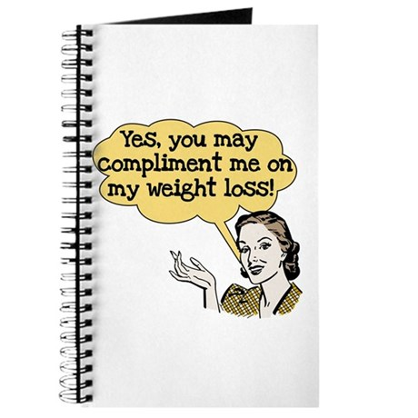 Compliment Weight Loss Journal
